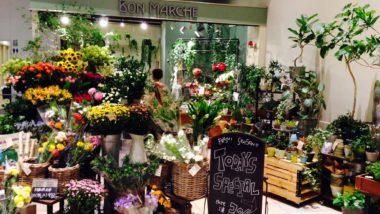 FLEURISTE BON MARCHE 阪急大井町店